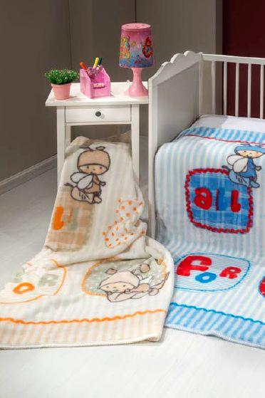 All for day! Dětská deka BABY XL 364 v rozměru 110x140 cm