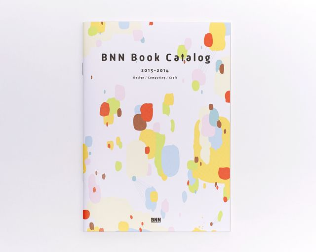 BookCatalog 2013 BNN新社様/AD・D
