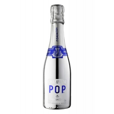 Piccolo Pommery 'Silver Pop'