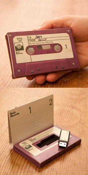 portafolio cassette