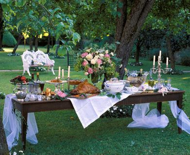 buffet | reception food | Pinterest | Gardens, Beautiful ...