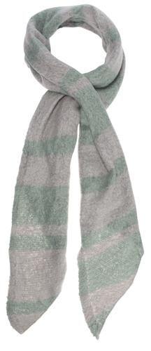 Voluminöser XXL Schal aus einer sehr weichen gewalkten Polyester-Qualität. Ein wunderschönes Winter-Accessoire zum Einkuscheln.