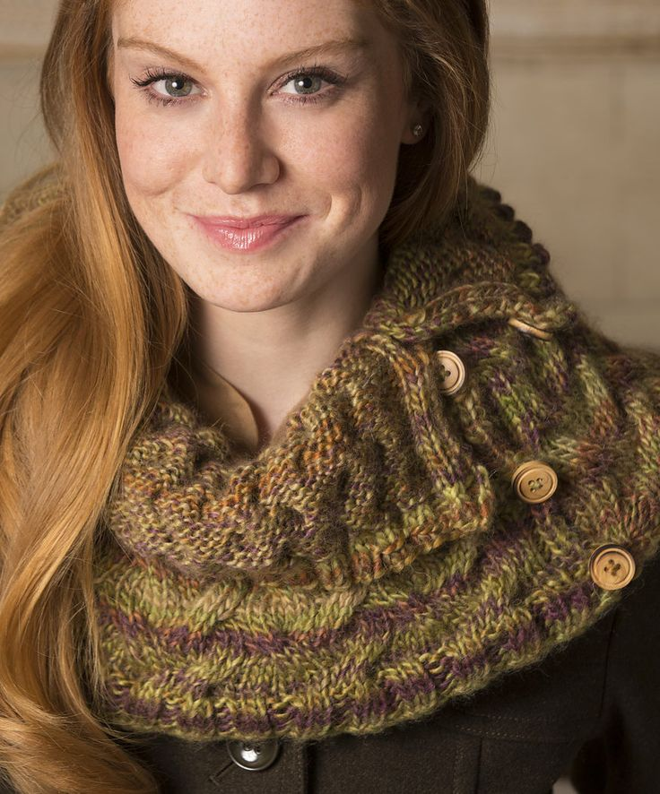574 Best Knit Scarfscowls Images On Pinterest Knitting Patterns