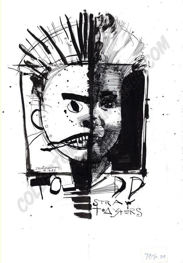 bill sienkiewicz_stray toasters