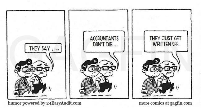Accounting joke