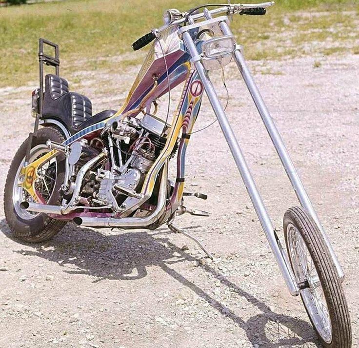 Long Fork Vintage Chopper
