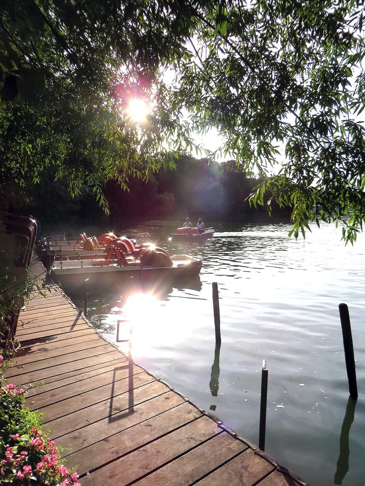 A strong contender for Berlin's most beautiful lakeside bar? We definitely think so!