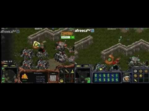 DUAL FPVOD: Jaedong vs Light ZvT @ Eye of the Storm #games #Starcraft #Starcraft2 #SC2 #gamingnews #blizzard