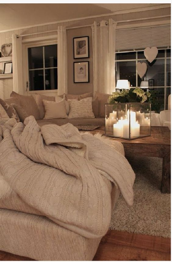 is it time to give your living room an overhaul if its too austere - Cosy Living Room Designs