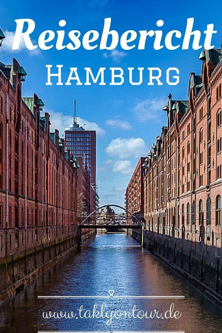 #Hamburg meine Perle. #Reisebericht eines #Citytrips in die #Hansestadt. #Hafenrundfahrt, #Elbtunnel, #Miniaturwunderland und mehr.
