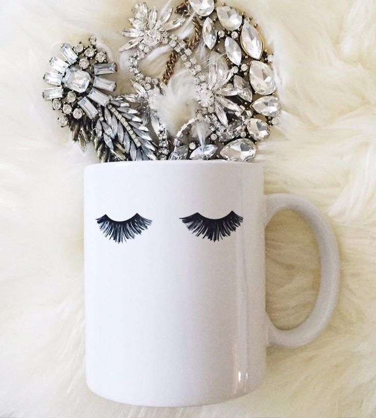 Let's be fancy with this Eyelashes mug | Mug | Mugs | Coffee Mug | Coffee Mugs | Unique Mugs | Unique Coffee Mug | Coffee Cup | Tea Cup | Coffee Lover | Coffee Time | Mugs Designs | Cute Mugs | Coffee Quotes | Coffee + Tea time | Coffee Humor