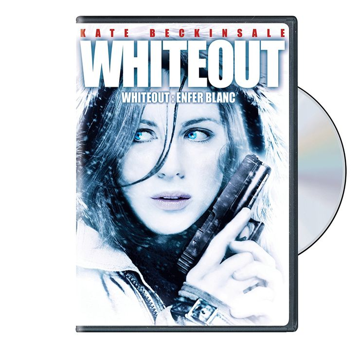 Whiteout (2009) ... The only U.S. Marshal assigned to Antarctica, Carrie Stetko (Kate Beckinsale) will soon leave the harsh environment behind for good; in three days, the sun will set and the Amundsen-Scott Research Station will shut down for the long winter. When a body is discovered out on the open ice, Carrie's investigation into the continent's first homicide plunges her deep into a mystery that may cost her her own life. (02-Apr-2017)