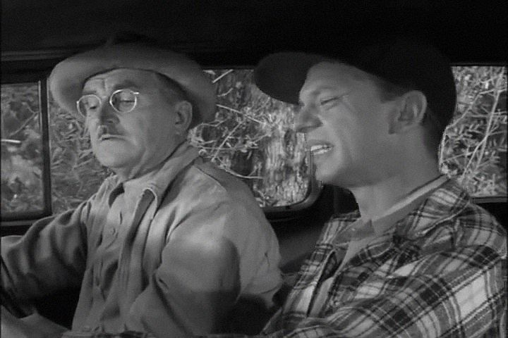 "Andy Griffith Show Season 3, Ep. 11 ""Convicts-At Large""   Howard McNear,   Don Knotts. Favorite episode!!!"