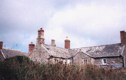 Houses from Poldark