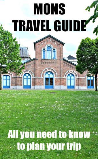 Mons Belgium Travel Guide #mons #belgium #guide