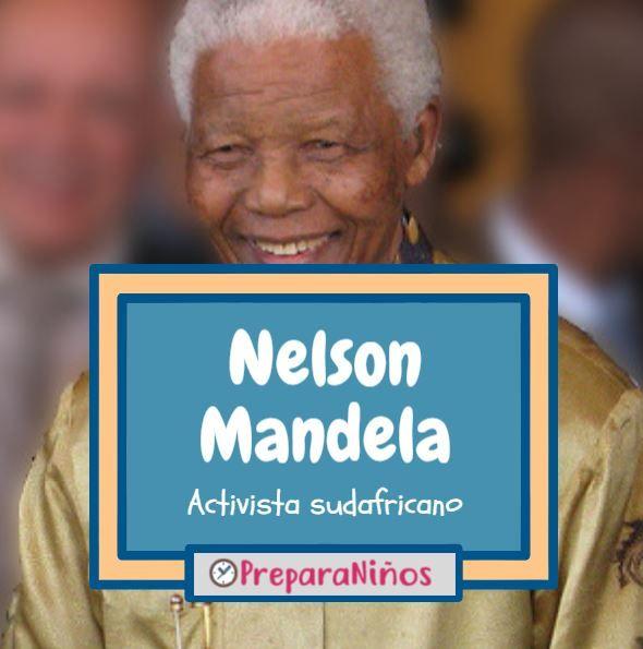 Quién Fue Y Qué Hizo Nelson Mandela Biografía Resumida De La Vida Del Activista Sudafricano Nelson Mandela Sus L Nelson Mandela Biografía Misiones Cristianas