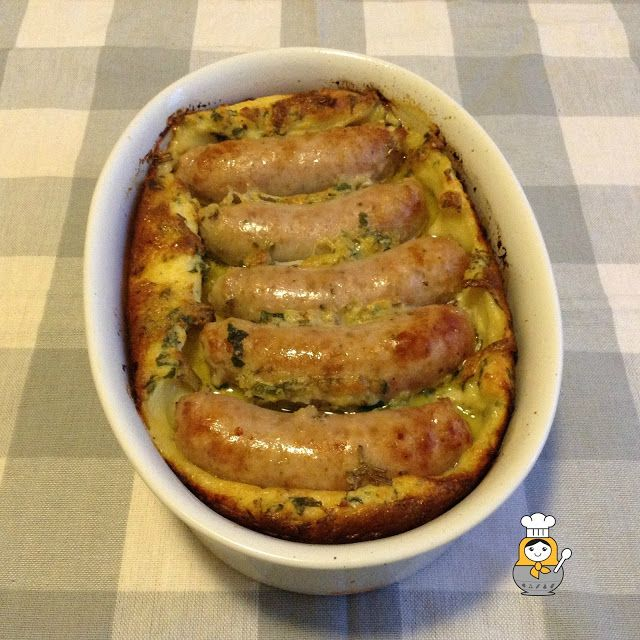 Toad in the hole - Vuelta y Vuelta