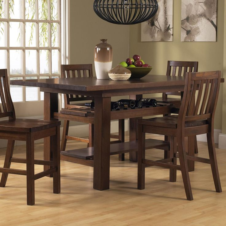 Outback Counter Height Dining Table by Hillsdale