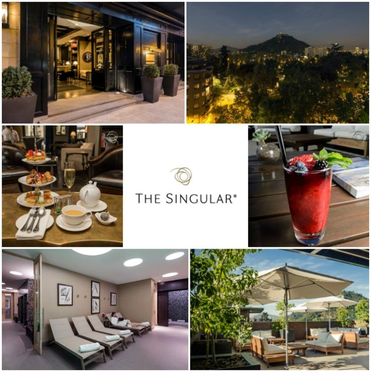 Singular Hotel and Spa, Santiago, Chile