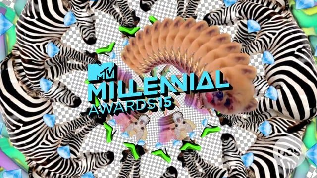 For the second year in a row we had the pleasure of working closely with the creative team of MTV Networks Latin America for the MTV Millennial Awards 2015. We developed the culture and identity of the awards show by immersing ourselves in the millennial world – creating online, televised and live experiences that culminated in a mega event in Mexico City.  Por segundo año consecutivo tuvimos el placer de trabajar junto al equipo creativo de  MTV Networks Latinoamérica en los MTV…