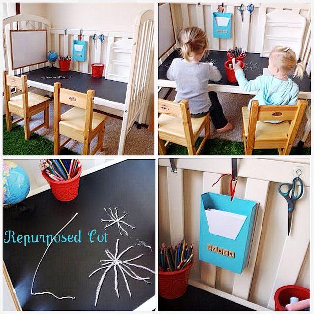 table dessin pour enfant fait partir d 39 une couchette id e salle de jeux pinterest. Black Bedroom Furniture Sets. Home Design Ideas