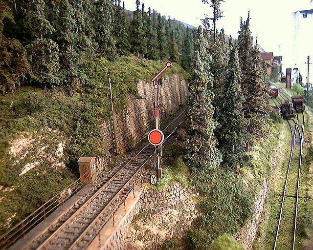 h0 modelleisenbahn