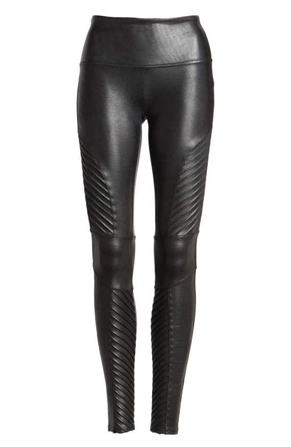 Faux Leather Moto Leggings SPANX® $110.00 Nordstrom