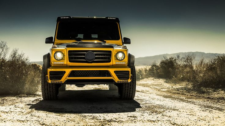 Mansory Mercedes-Benz G-Class Comes With 840 HP Onboard While G-Class is an echo of the 90s, the tuners seem to find new ways to integrate it into the modern trends. This Mansory Mercedes-Benz G-Class, for example, represents one of the best tuning jobs on the model. The new chassis kit is made from carbon fiber. The vehicle has received new side...