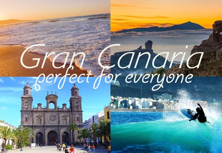 7 reasons why Gran Canary, Canary Islands is perfect for everyone