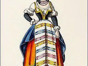 Картинки исторических костюмов италии