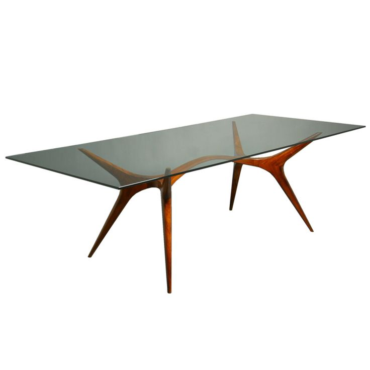 Love this table  From a unique collection of antique and modern dining room tables at https://www.1stdibs.com/furniture/tables/dining-room-tables/