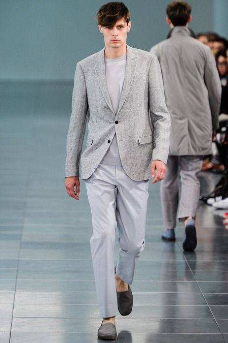 Nicole Farhi | Spring 2014 Menswear Collection | Style.com