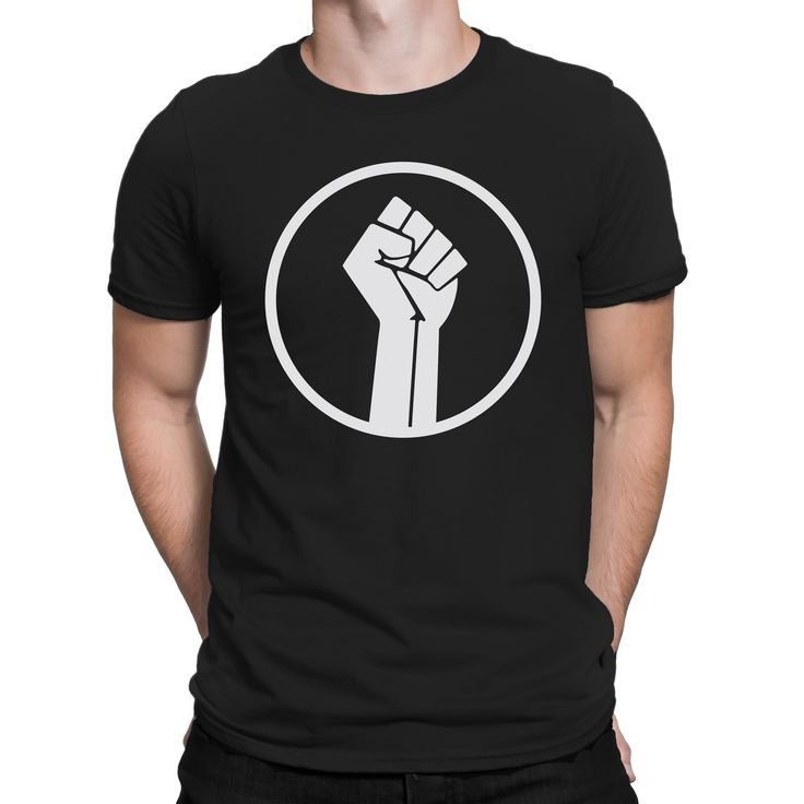 More Power T-Shirt Black
