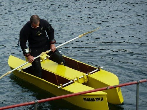 DIY Stitch And Glue Wooden W Fishing Kayak Design