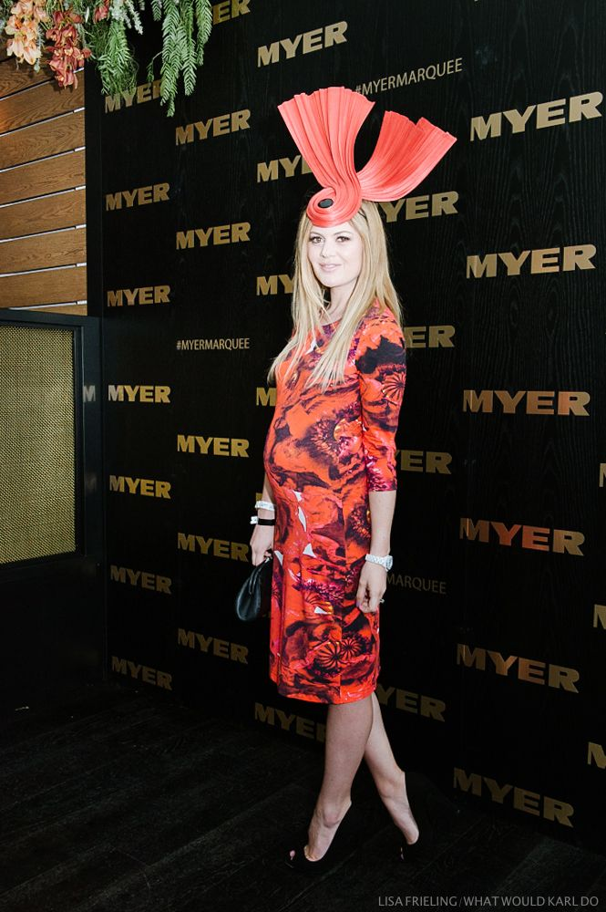 Myer Marquee Stakes Day 2013 - What Would Karl Do