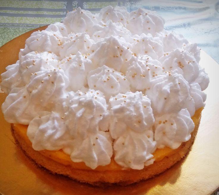 Madártej torta recept - Tortareceptek.hu