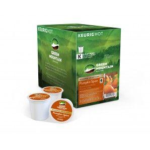 Fair Trade Pumpkin Spice Keurig K-cups