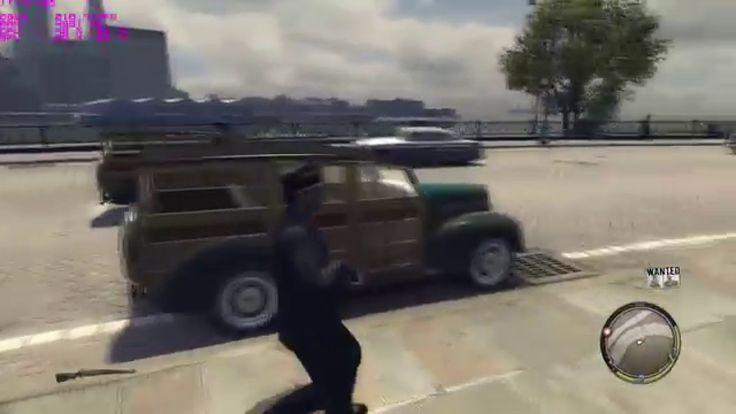 Mafia 2 Maxed Out Gameplay (980Ti, 4790k)