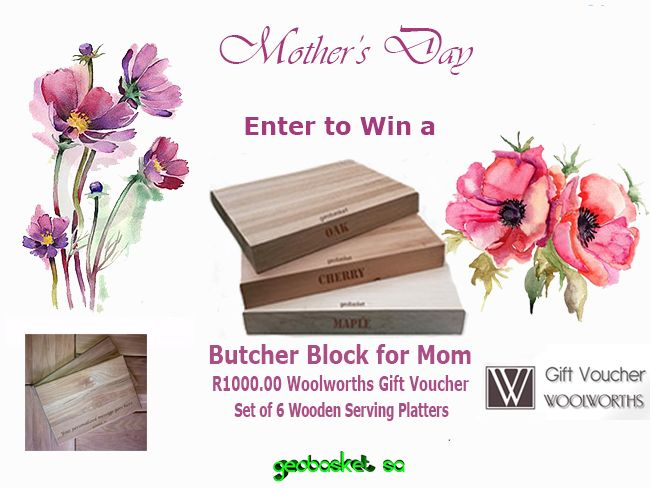 Mother's Day Promotion Contest - Enter and Win!