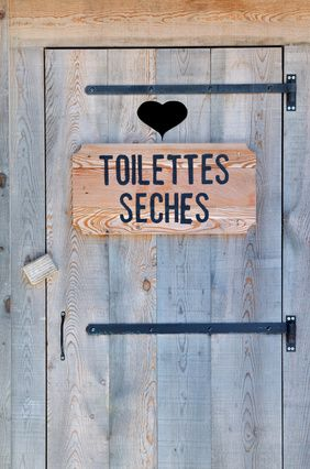 10 best Toilette a compost images on Pinterest Composting toilet - Toilette Seche Interieur Maison