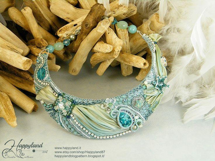 Le gioie di Happyland: Spuma di mare #shibori Found on happylandblog.blogspot.it