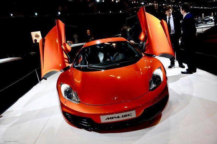 McLaren MP 4 12-c