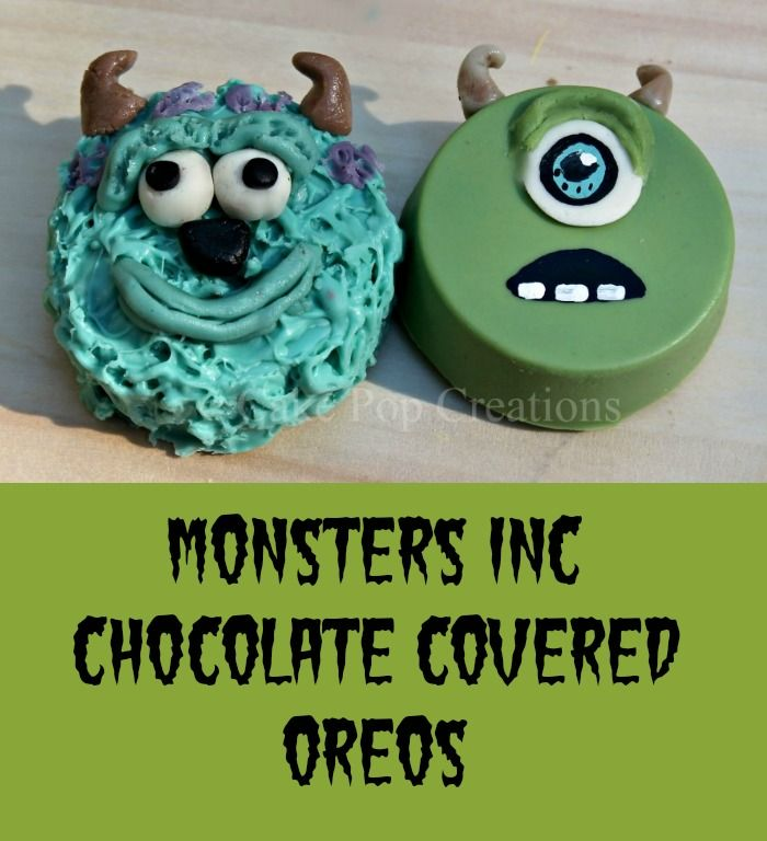Monsters Inc Cake Tutorial