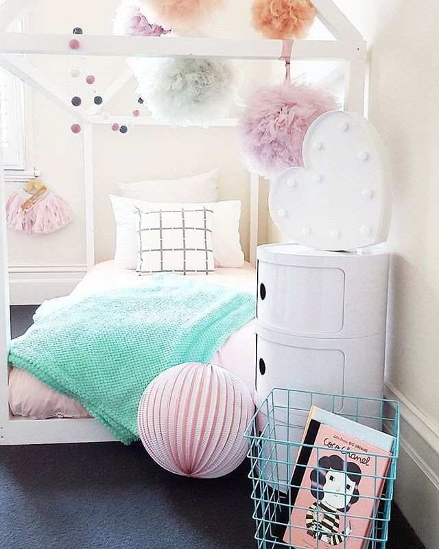Images Of Girls Bedrooms: Best 25+ Pastel Girls Room Ideas On Pinterest
