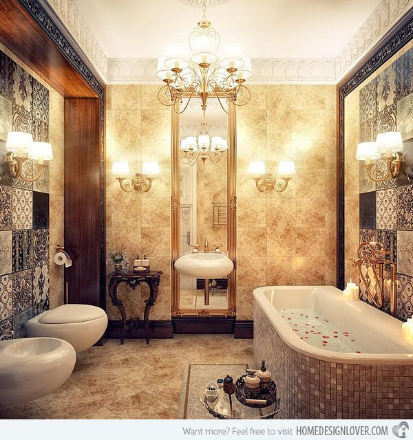 Best 25 Romantic bathrooms ideas on Pinterest Country style