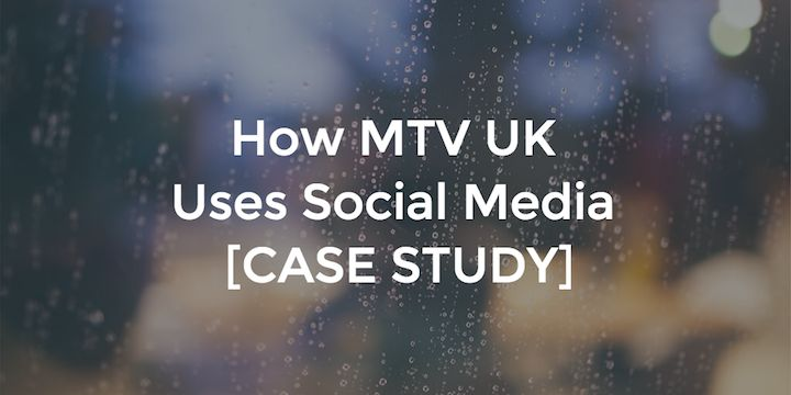 mtv networks case study Analysis of mtv networks: the arabian challenge essay sample with the boom of globalization and the world's growing love of celebrities, it was about time that the music and youth entertainment industry tapped into the consumer hungry arabian market.