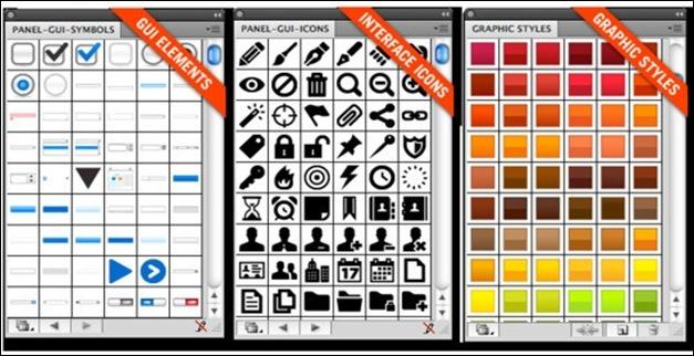 50 User Interface Design Tools A Web Designer Must Have (fantastic resource, via a great web design pin board!)