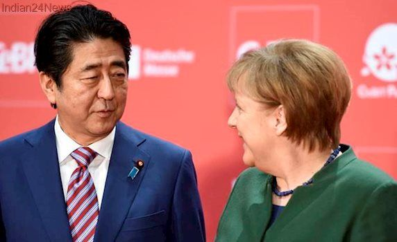 Japan PM Shinzo Abe expected to agree to EU-Japan free trade deal at G20 Summit: EU