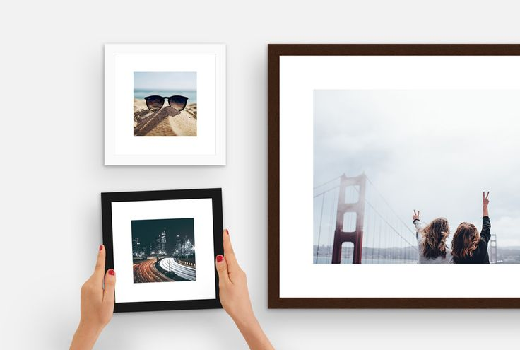Custom Online Framing Solutions, please contact directly for quote. Roomie clients get 10% off - please use or quote the code when purchasing 'ROOMIE'