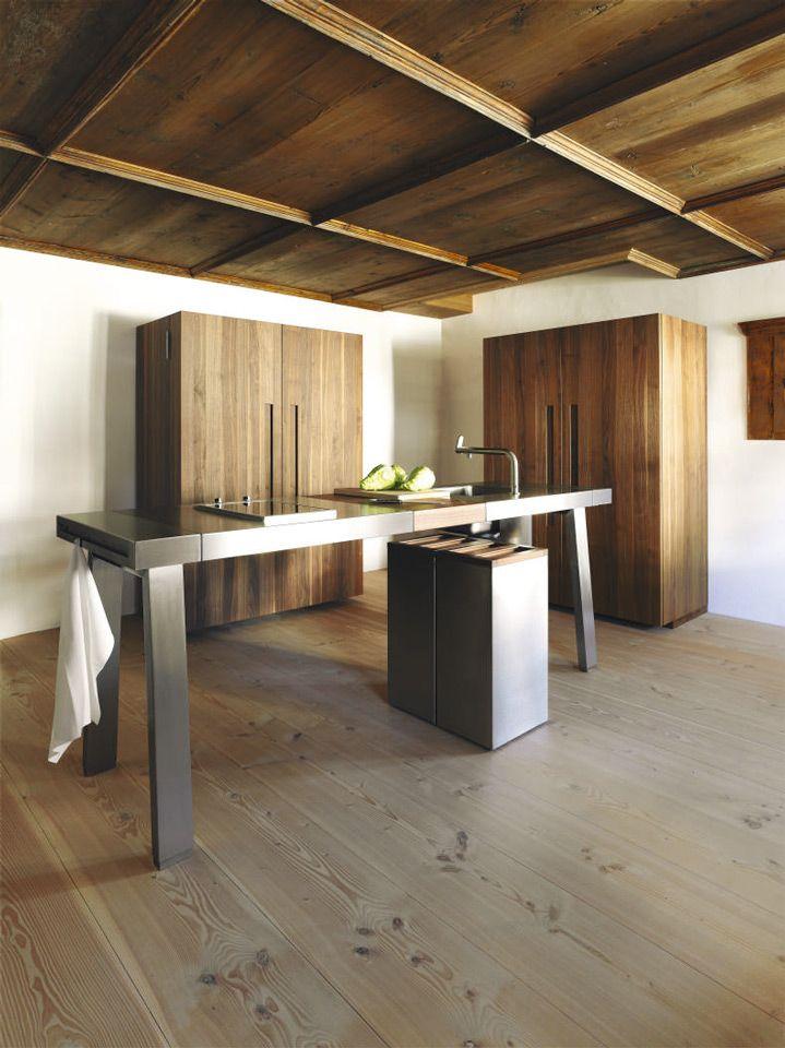 Bulthaup kitchen beautiful ceiling kitchen keuken for Bulthaup kitchen cabinets